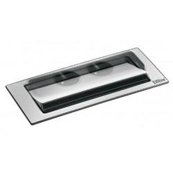 Evoline® BackFlip-USB stopcontact